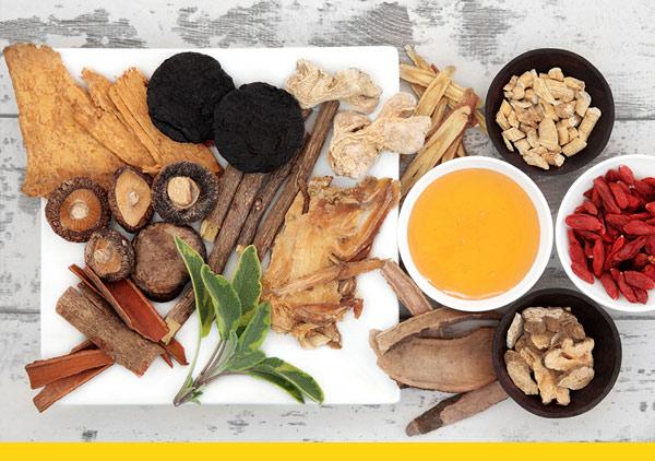 Naturheilpraxis Goldes, trad. chinesische Medizin, chinesische Kräuter fördern Ihre Gesundheit